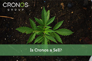 Royston Roche-by-Is Cronos a Sell?
