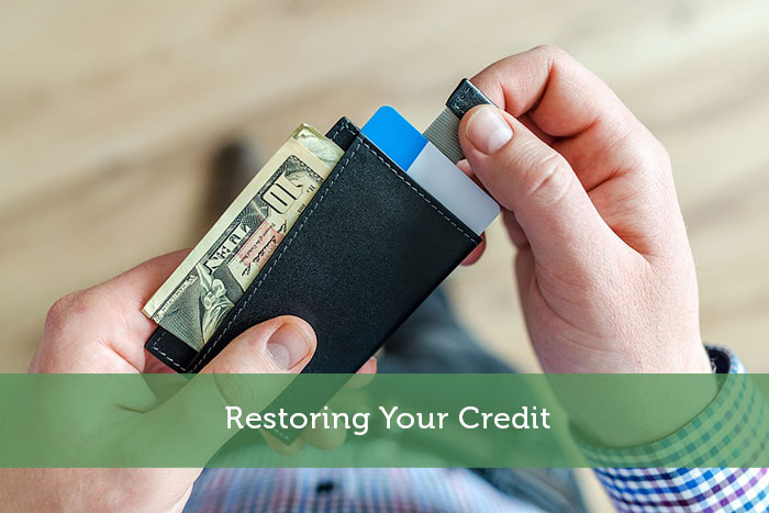 Restoring Your Credit