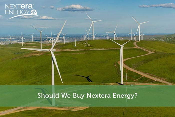 Should We Buy Nextera Energy?