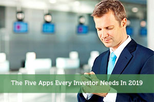 Adam-by-The Five Apps Every Investor Needs In 2019