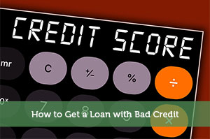 Adam-by-How to Get a Loan with Bad Credit