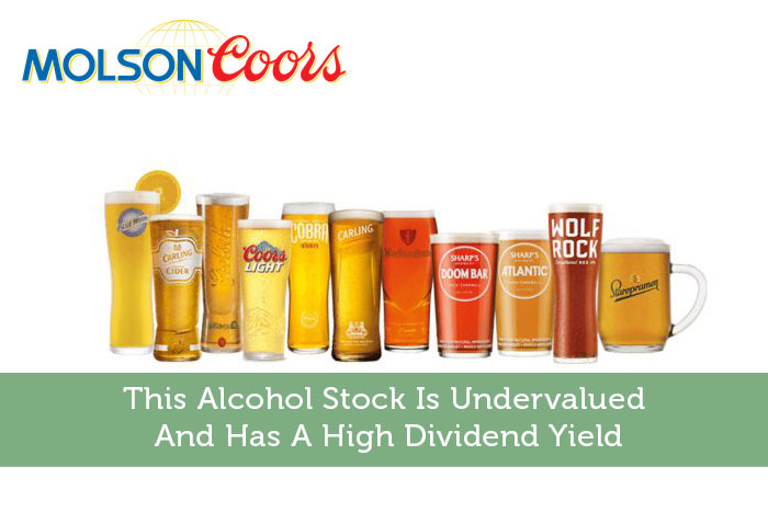This Alcohol Stock Is Undervalued And Has A High Dividend Yield