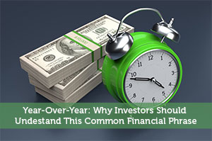 Sure Dividend-by-Year-Over-Year: Why Investors Should Understand This Common Financial Phrase
