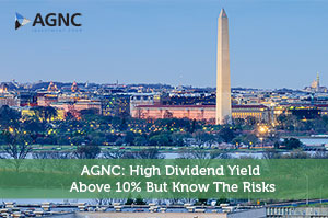 Sure Dividend-by-AGNC: High Dividend Yield Above 10% But Know The Risks