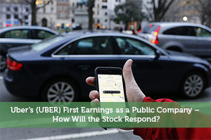 Jeremy Biberdorf-by-Uber's (UBER) First Earnings as a Public Company – How Will the Stock Respond?