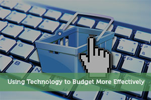 Adam-by-Using Technology to Budget More Effectively