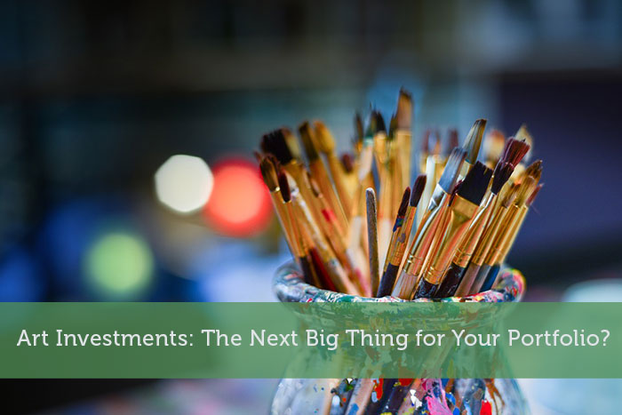 Art Investments: The Next Big Thing for Your Portfolio?