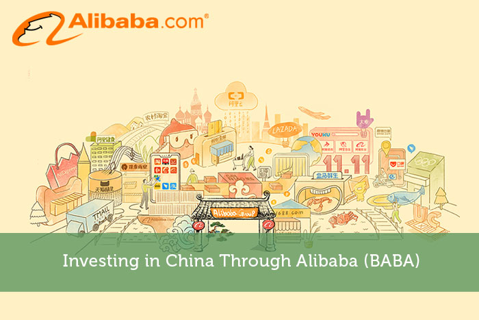 Investing in China Through Alibaba (BABA)