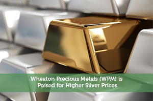 Kevin-by-Wheaton Precious Metals (WPM) is Poised for Higher Silver Prices