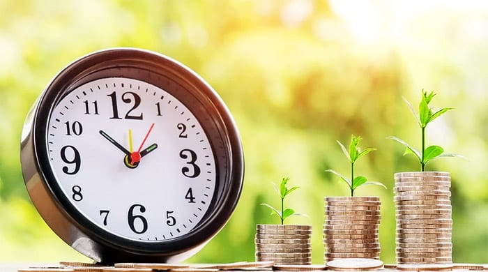 Dividend Growth Rate – How to Grow Your Wealth Without Lifting a Finger
