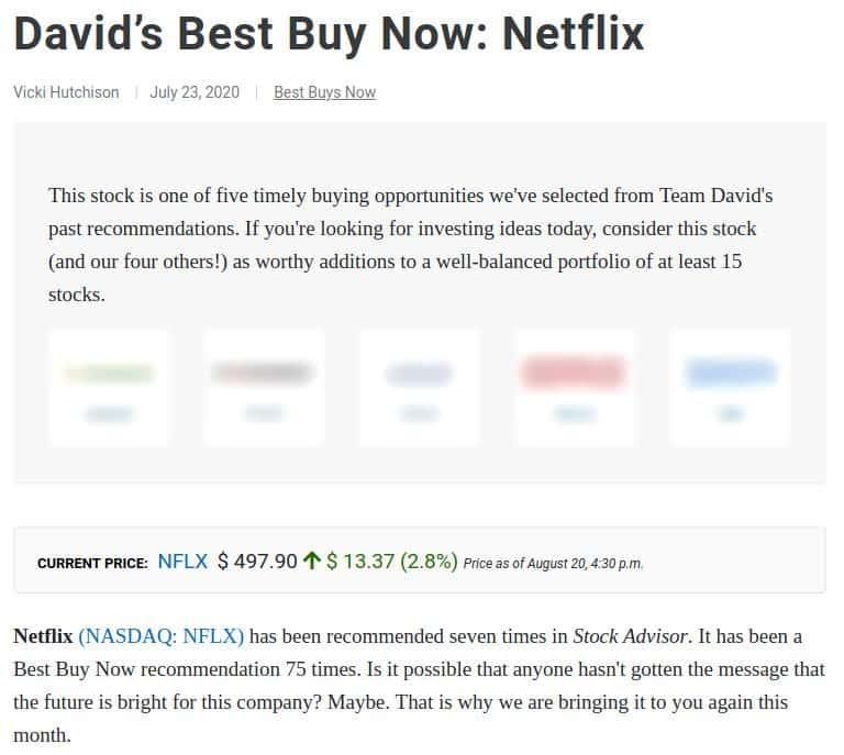 David's Best Buy