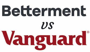 Betterment vs. Vanguard