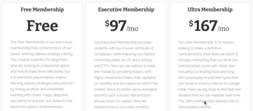 Option Strategies Insider Pricing